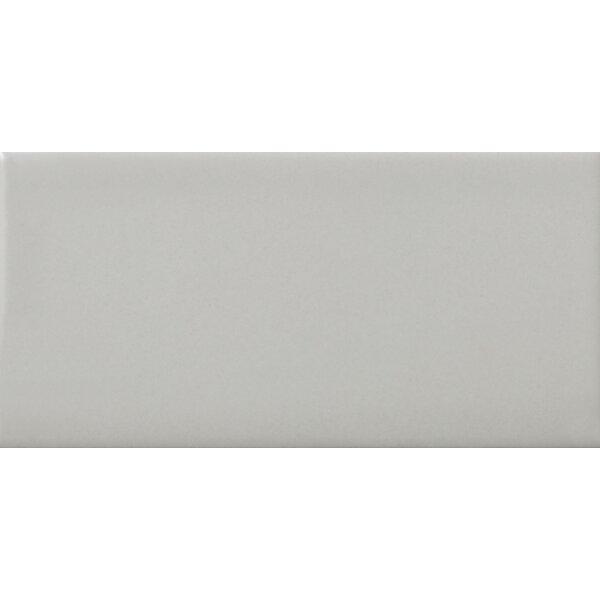 Logic 3 x 6 Ceramic Subway Tile in Gray by Emser Tile