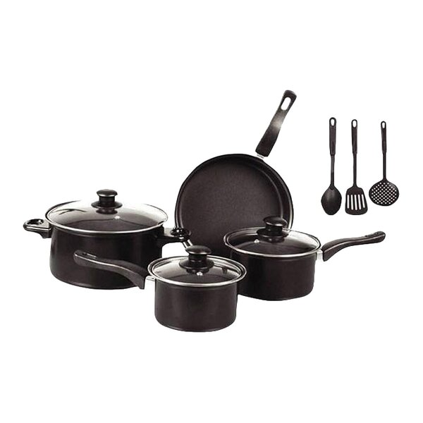 Gourmet Chef Non-Stick 10 Piece Cookware Set by Gourmet Chef