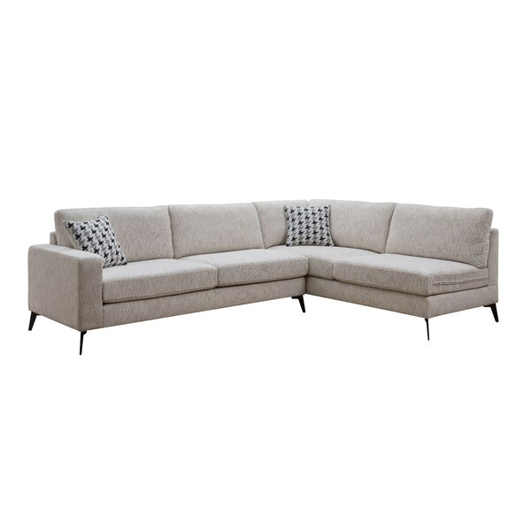 Bewdley Sectional by Brayden Studio