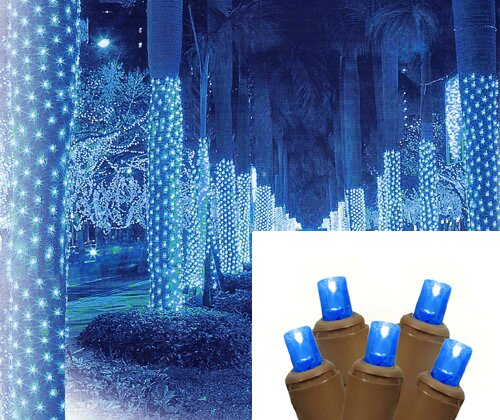LED Tree Trunk Wrap Christmas Net Light by The Holiday Aisle