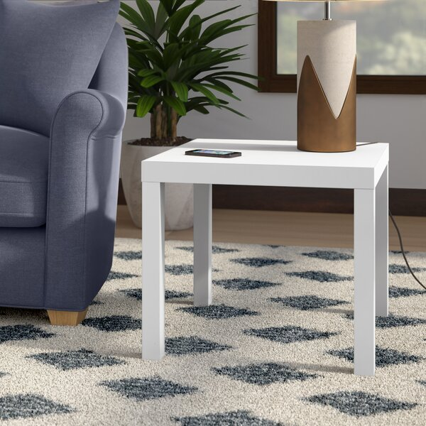 Carissa End Table by Zipcode Design