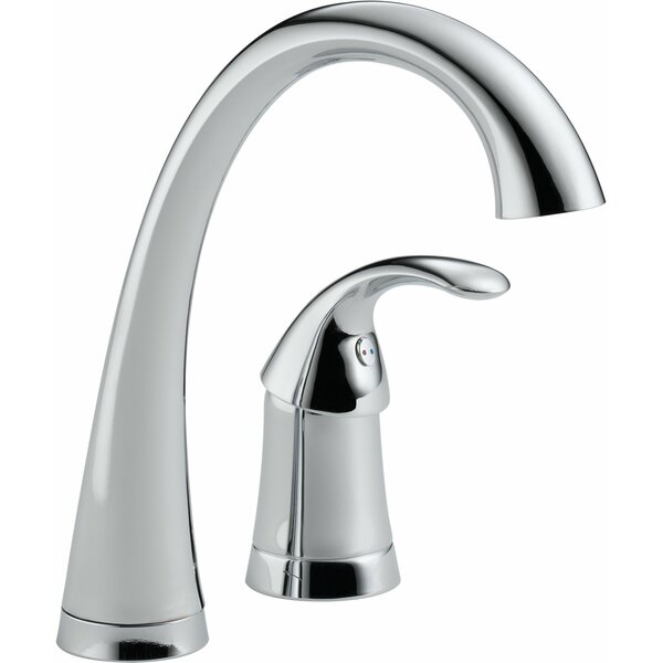 Pilar Single Handle Bar Faucet with Diamond Seal Technology by Delta