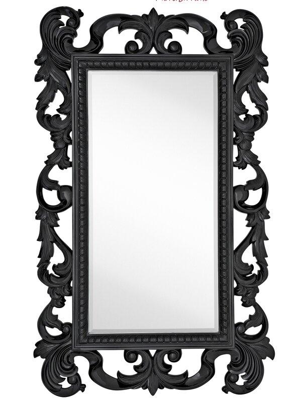 Large Antique Mirror | Wayfair