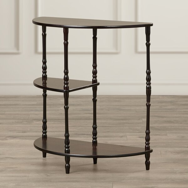 Gregory End Table by Charlton Home