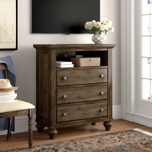 Judith Gap 3 Drawer Chest By Three Posts