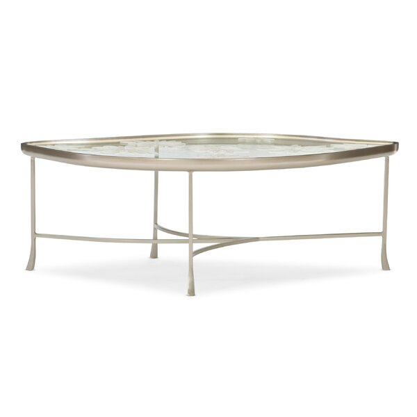 Leaf It To Me Coffee Table By Caracole Classic