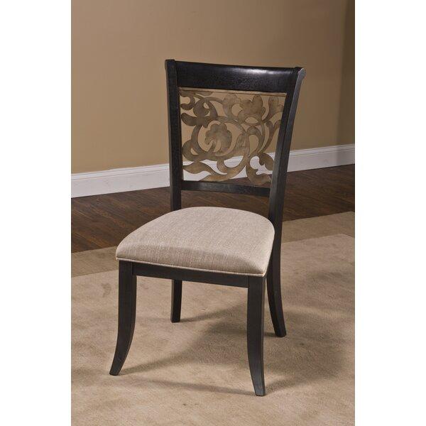 Chuckanut Side Chair (Set of 2) by Fleur De Lis Living