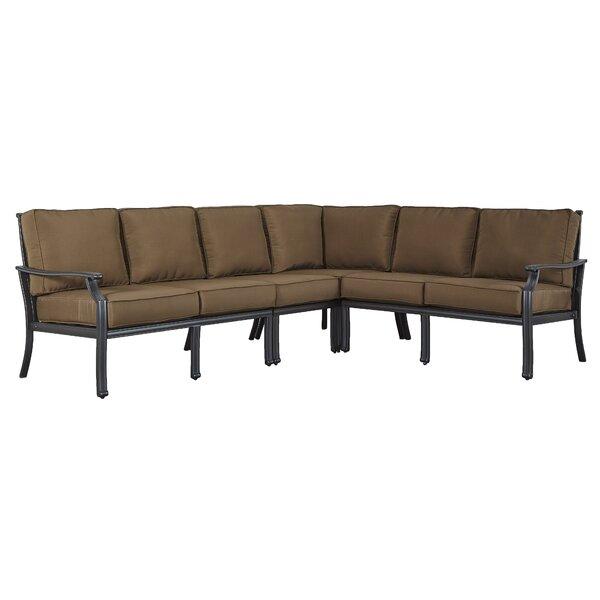 Premont Sectional with Cushions by Greyleigh