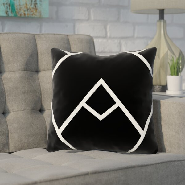 Barbagallo Indoor/Outdoor Throw Pillow by Wade Logan