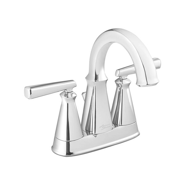 Edgemere Centerset Bathroom Faucet with Drain Assembly by American Standard