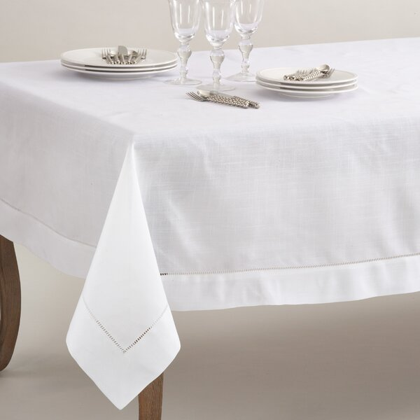 Winnetka Tablecloth By Three Posts.