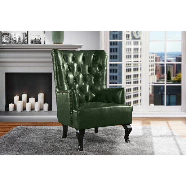 Westbury Park Armchair by Loon Peak
