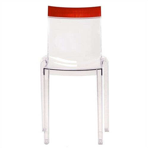 Hi-Cut Chair (Set of 2) by Kartell