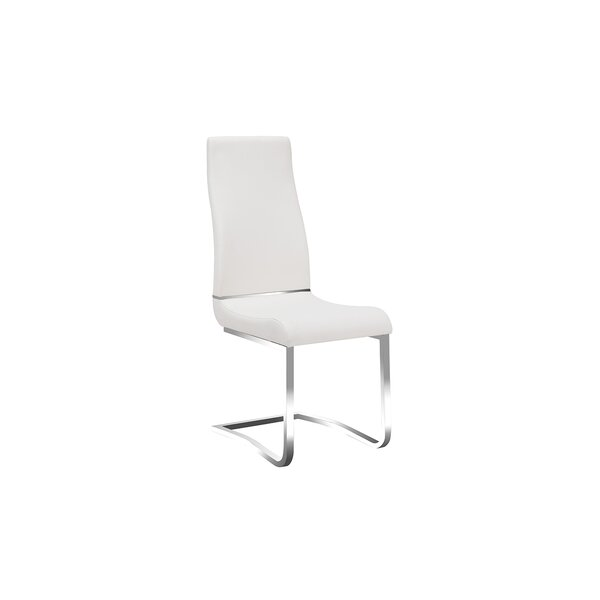 Henfield Upholstered Dining Chair (Set of 2) by Orren Ellis