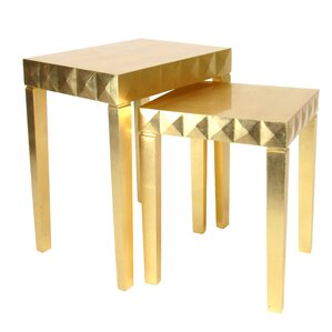 2 Piece Nesting Table Set ..