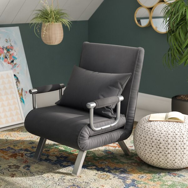 Longoria Convertible Chair by Ebern Designs