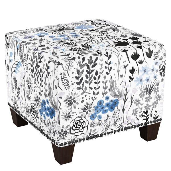 Steffes Cube Ottoman by Latitude Run