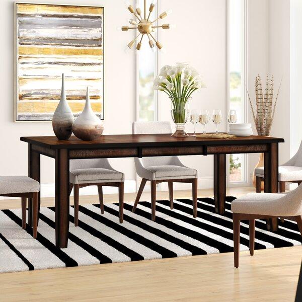 Maliana Extendable Dining Table by Latitude Run