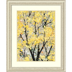 'Early Spring I' Framed Print Painting Print by Andover Mills