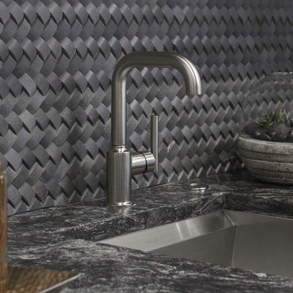 Purist Single-Hole Kitchen Sink Faucet with 6 Spout by Kohler
