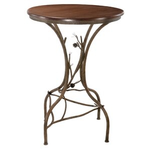Pine Pub Table by Stone County Ironworks