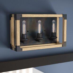 Affordable Deshazo 3-Light Vanity Light By Williston Forge