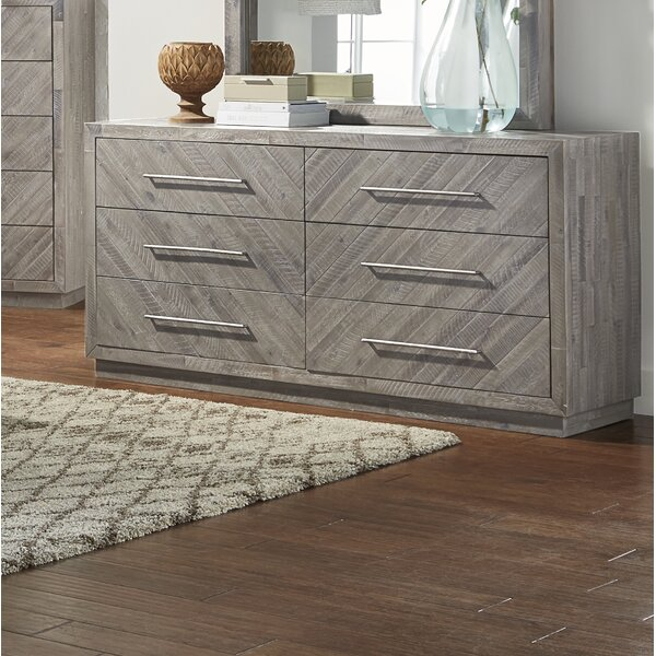 Vickery 6 Drawer Dresser by Foundry Select