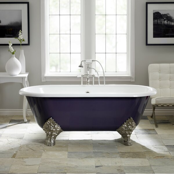 Carlton 70 x32 Soaking Bathtub by Cheviot Products