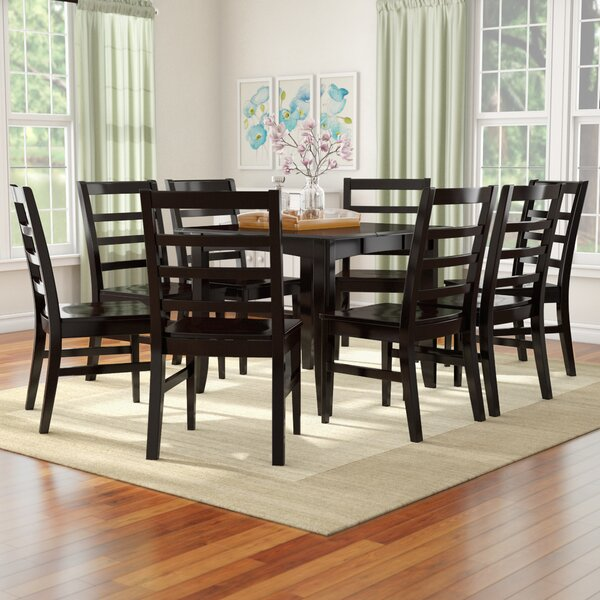 Krull 9 Piece Dining Set by Red Barrel Studio