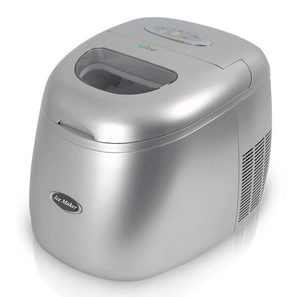 22 lb. Daily Production Portable Ice Maker by NutriChef