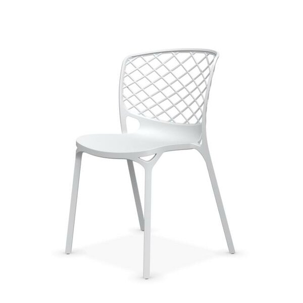 Gamera Stackable Nylon Dining Chair by Connubia Connubia