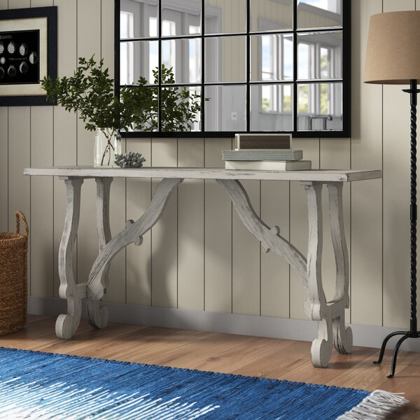 Nash Console Table by Rosecliff Heights