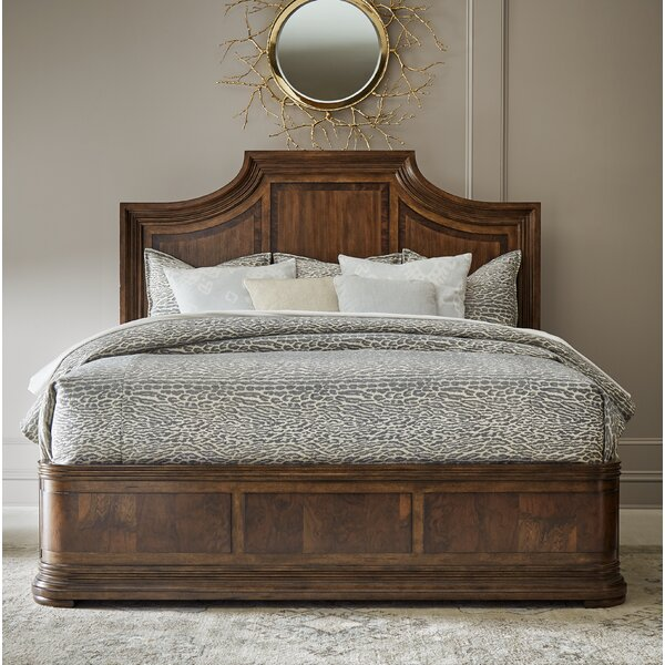 Salyer Standard Bed by Alcott Hill