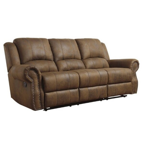 Haslingden Reclining Sofa by Darby Home Co