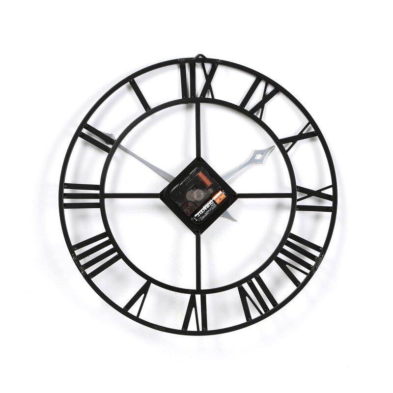 """Lacy II 14"""" Wall Clock"""