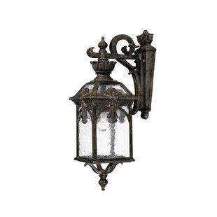 Reviews Applebaum 1-Light Outdoor Wall Lantern By Astoria Grand