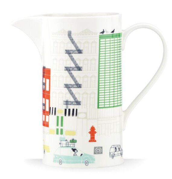 Hopscotch Drive About Town Pitcher by kate spade new york