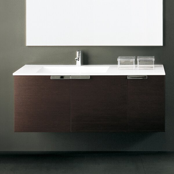 Cusack 47 Single Geacryl Bathroom Vanity Set by Orren Ellis