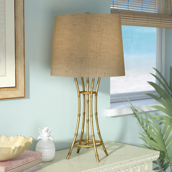 Geissler 34 Table Lamp by Bay Isle Home