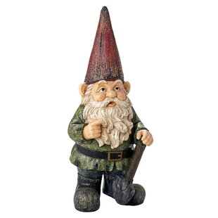 Gottfried The Gigantic Garden Gnome Statue