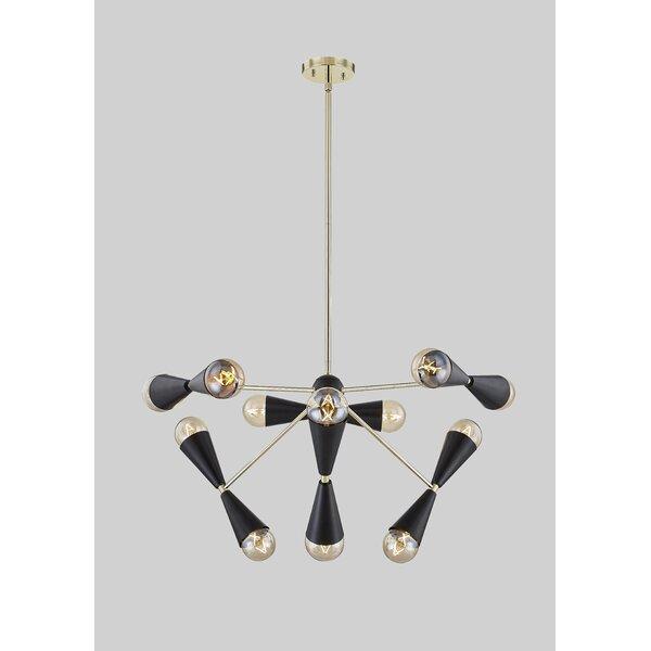 Catalano 6-Light Sputnik Sphere Chandelier By Corrigan Studio