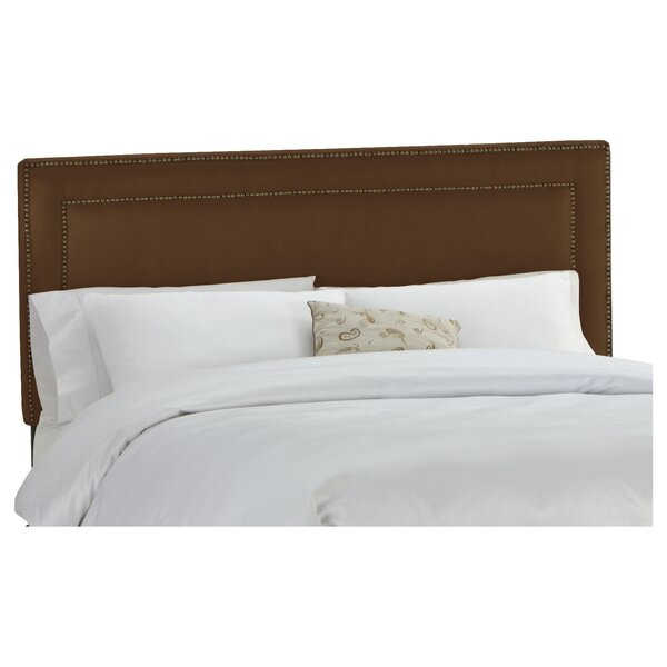 Doleman Nail Buttoned Upholstered Panel Headboard By Willa Arlo Interiors by Willa Arlo Interiors Best Choices