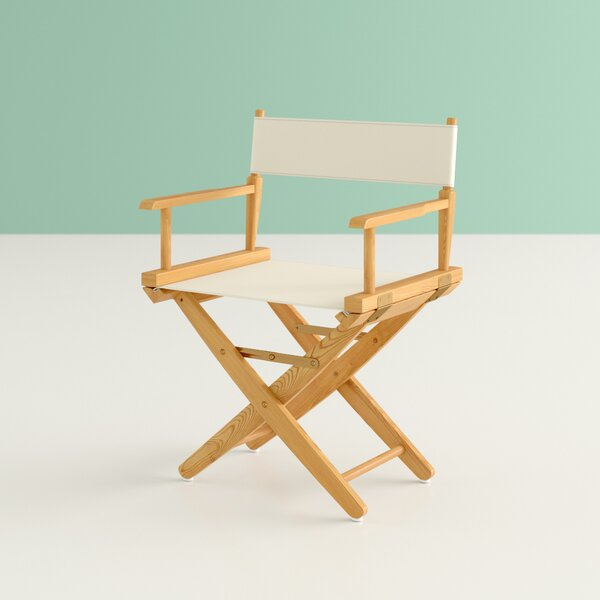 Iliana Folding Director Chair By Hashtag Home