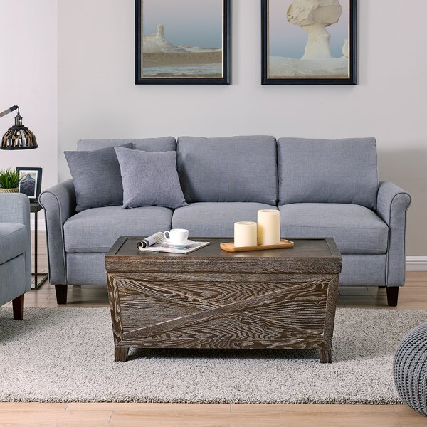 Taconite Coffee Table With Storage By Gracie Oaks
