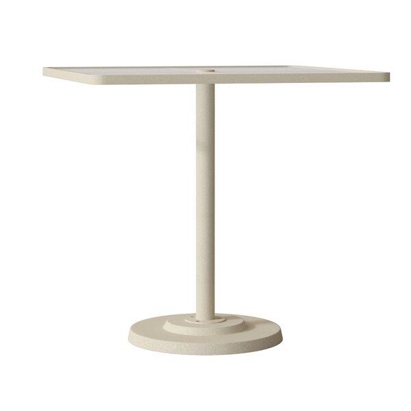 Valora Plastic/Resin Bar Table by Tropitone Tropitone