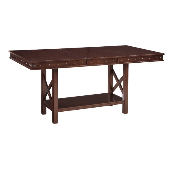 Paige Extendable Dining Table by Darby Home Co Darby Home Co