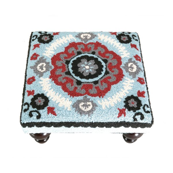 Arianna Ottoman By Peking Handicraft Wonderful