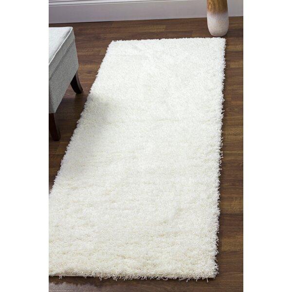 - Super Area Rugs White Area Rug & Reviews Wayfair