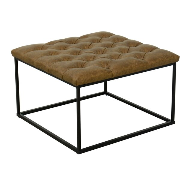 Alabama Tufted Ottoman by Williston Forge