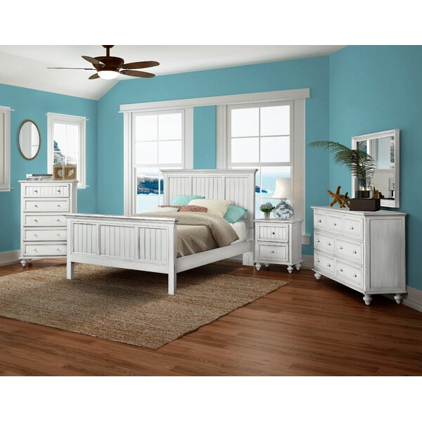 Kolya Platfrom Configurable Bedroom Set by Highland Dunes